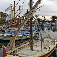 Fanny, pointu de Sanary-sur-mer