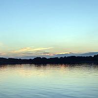La lagune du Brusc