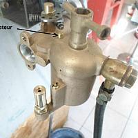 Carburateur Solex 26MHG